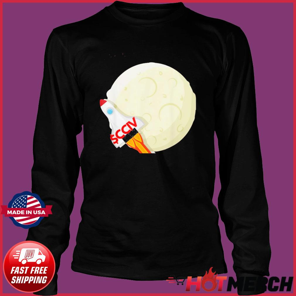 CCIV To The Moon Lucid T-Shirt Long Sleeve