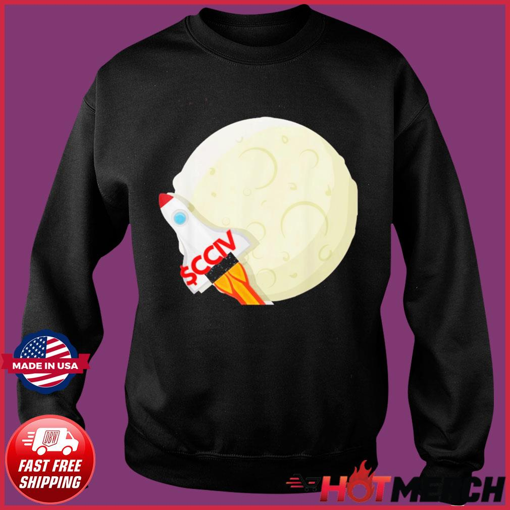 CCIV To The Moon Lucid T-Shirt Sweater