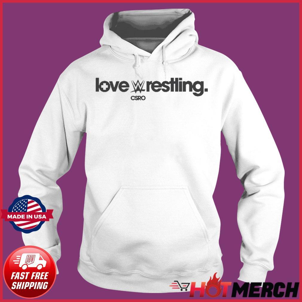 Cesaro Love Wrestling Csro Shirt Hoodie