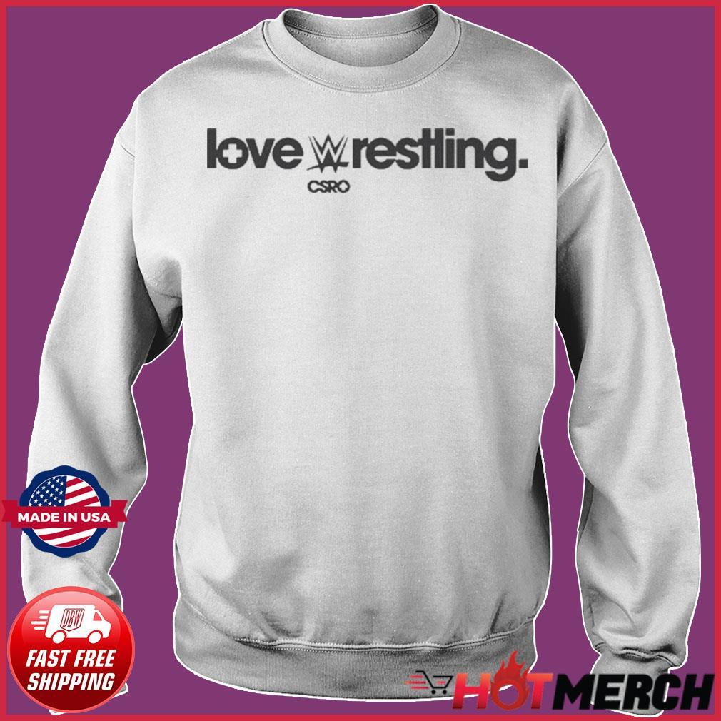 Cesaro Love Wrestling Csro Shirt Sweater