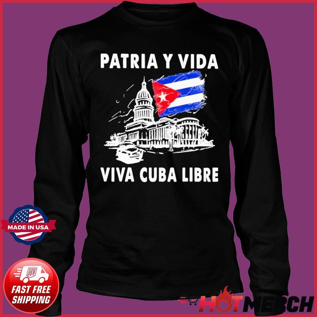 Patria y Vida shirt