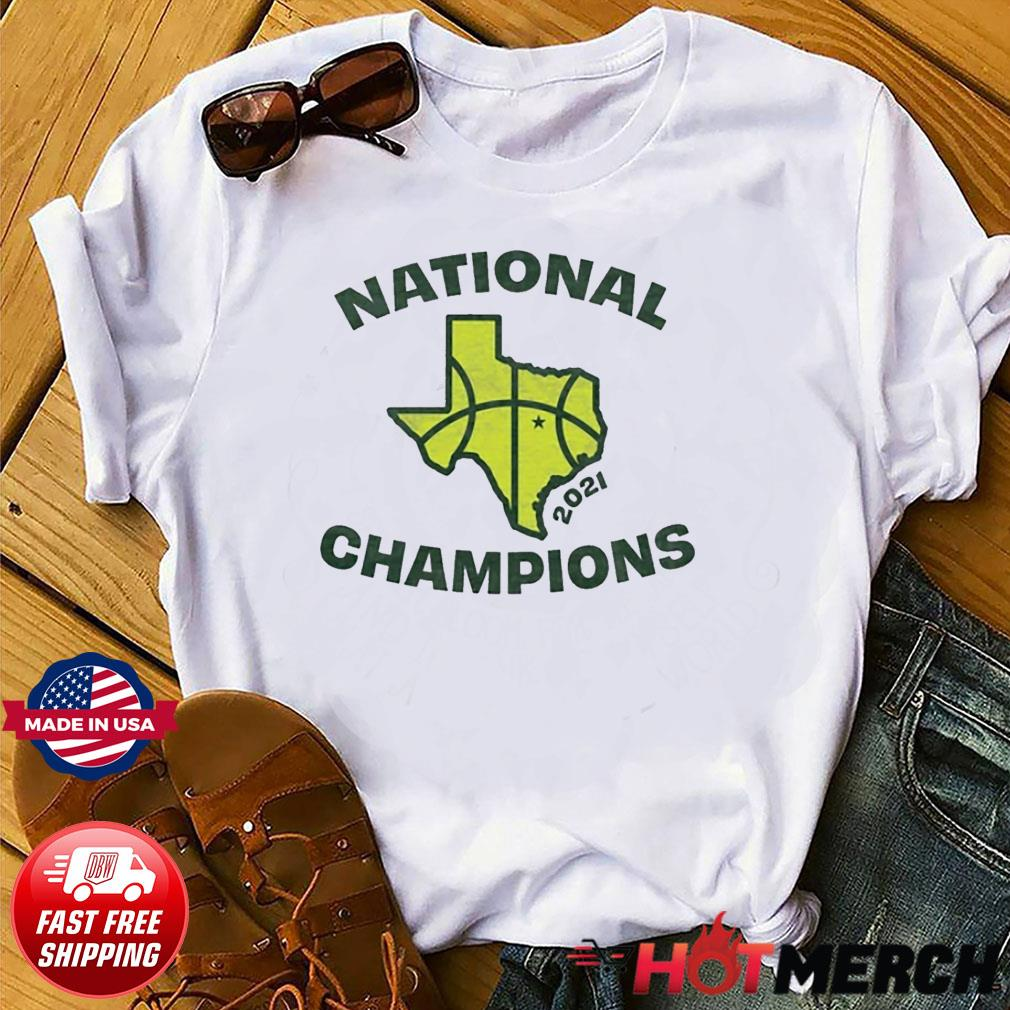 Texas Waco National Champions Tee Shirt