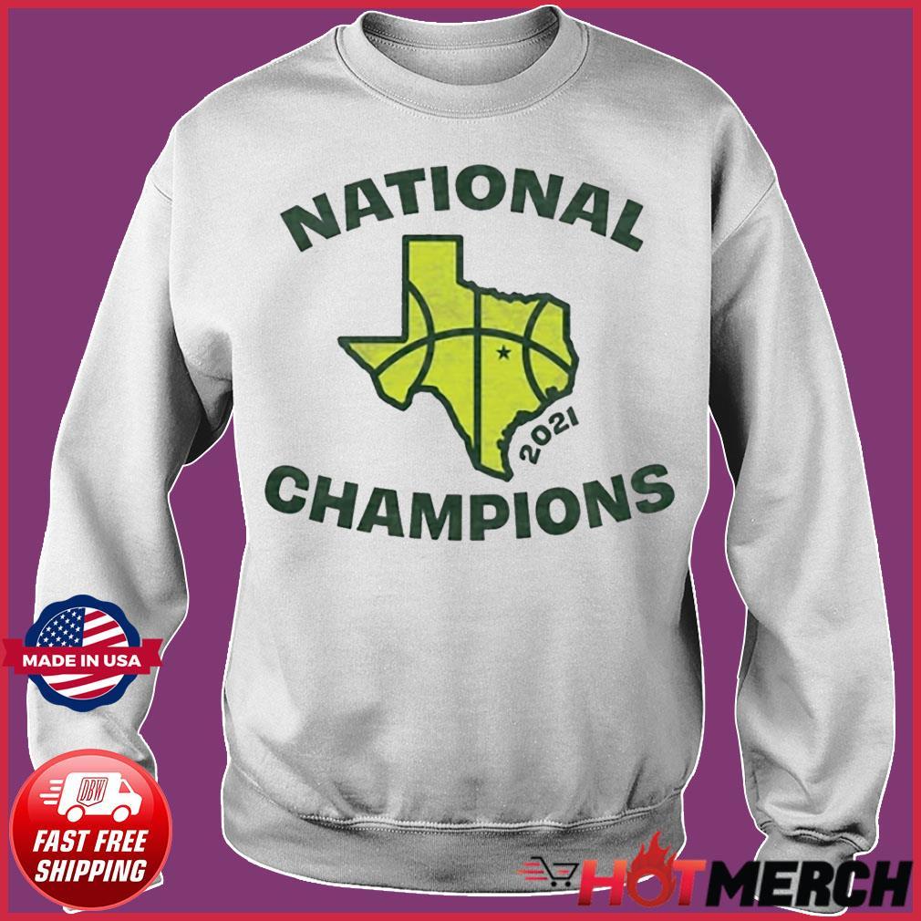 Texas Waco National Champions Tee Shirt Sweater