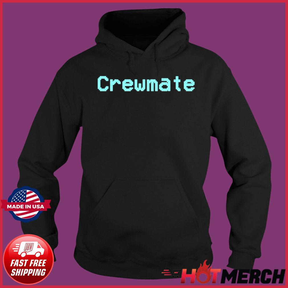 Among Us Crewmate Crew Mate Impostor Imposter Video Game Shirt Hoodie