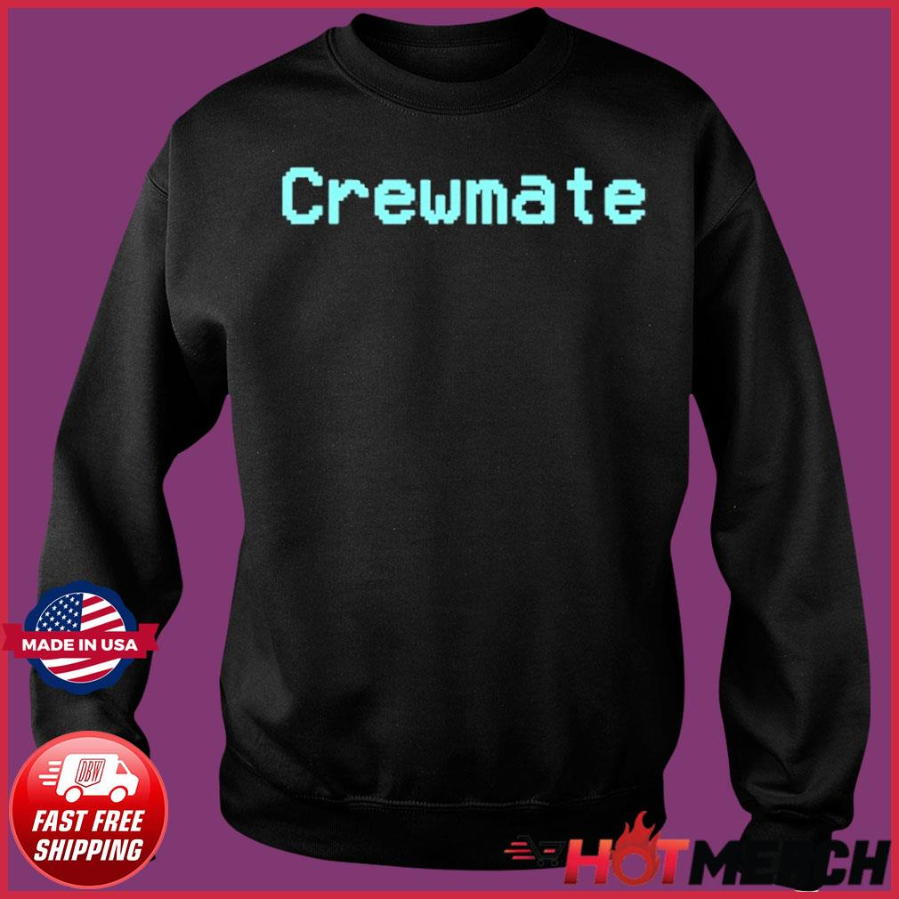Among Us Crewmate Crew Mate Impostor Imposter Video Game Shirt Sweater