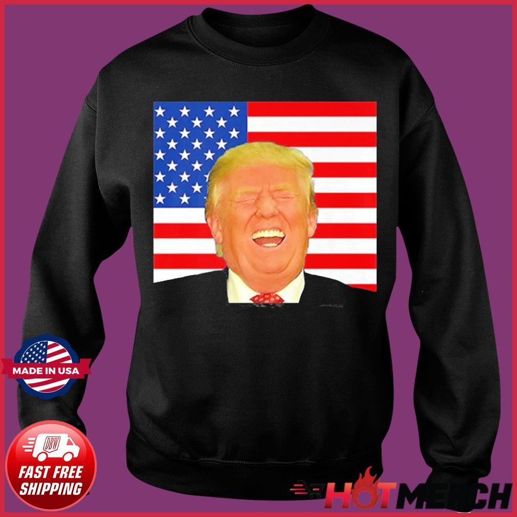 Pro Laughing Trump 2020 Election Meme Shirt Sweater