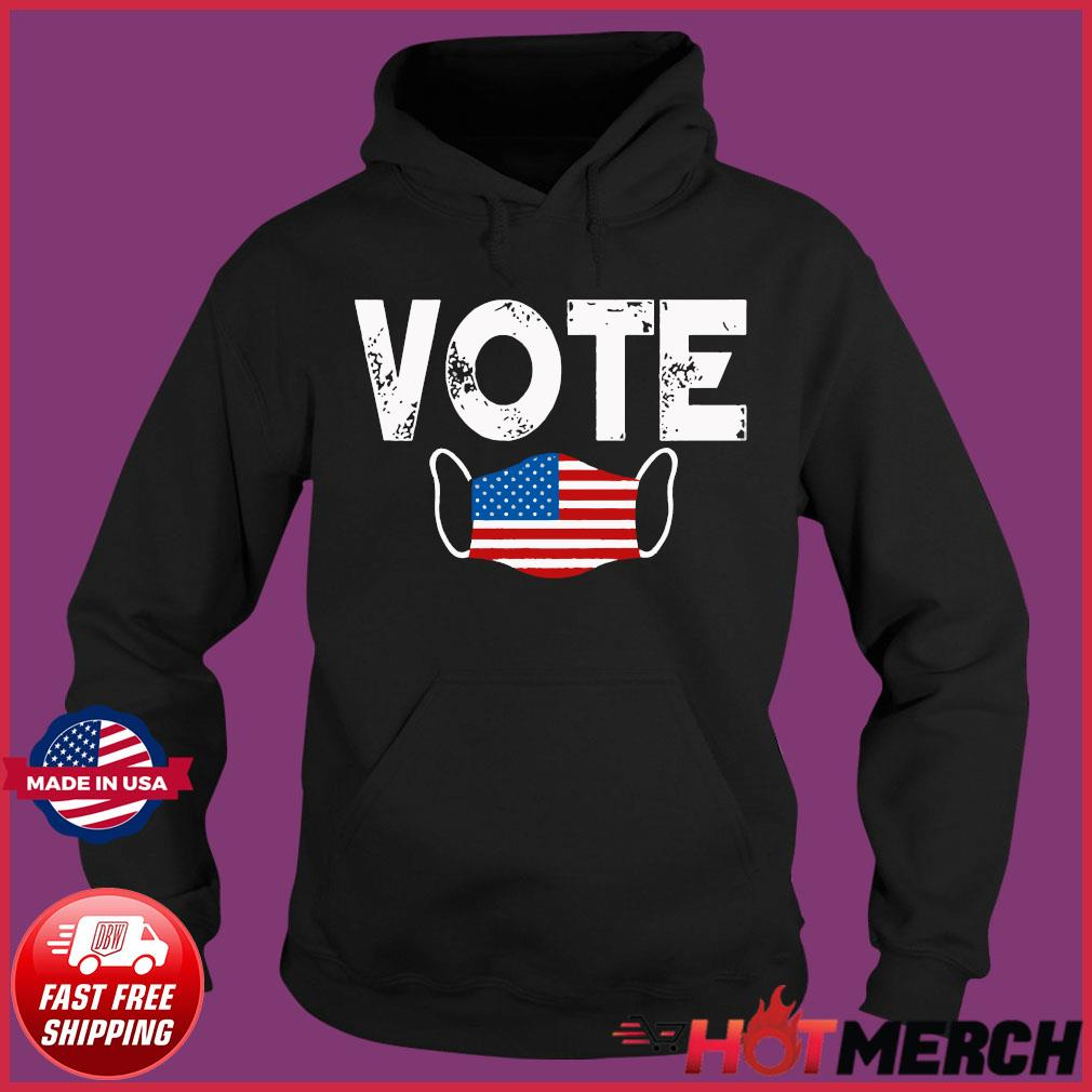 Vote Election Retro Vintage Anti Trump 2020 Election Shirt Hoodie