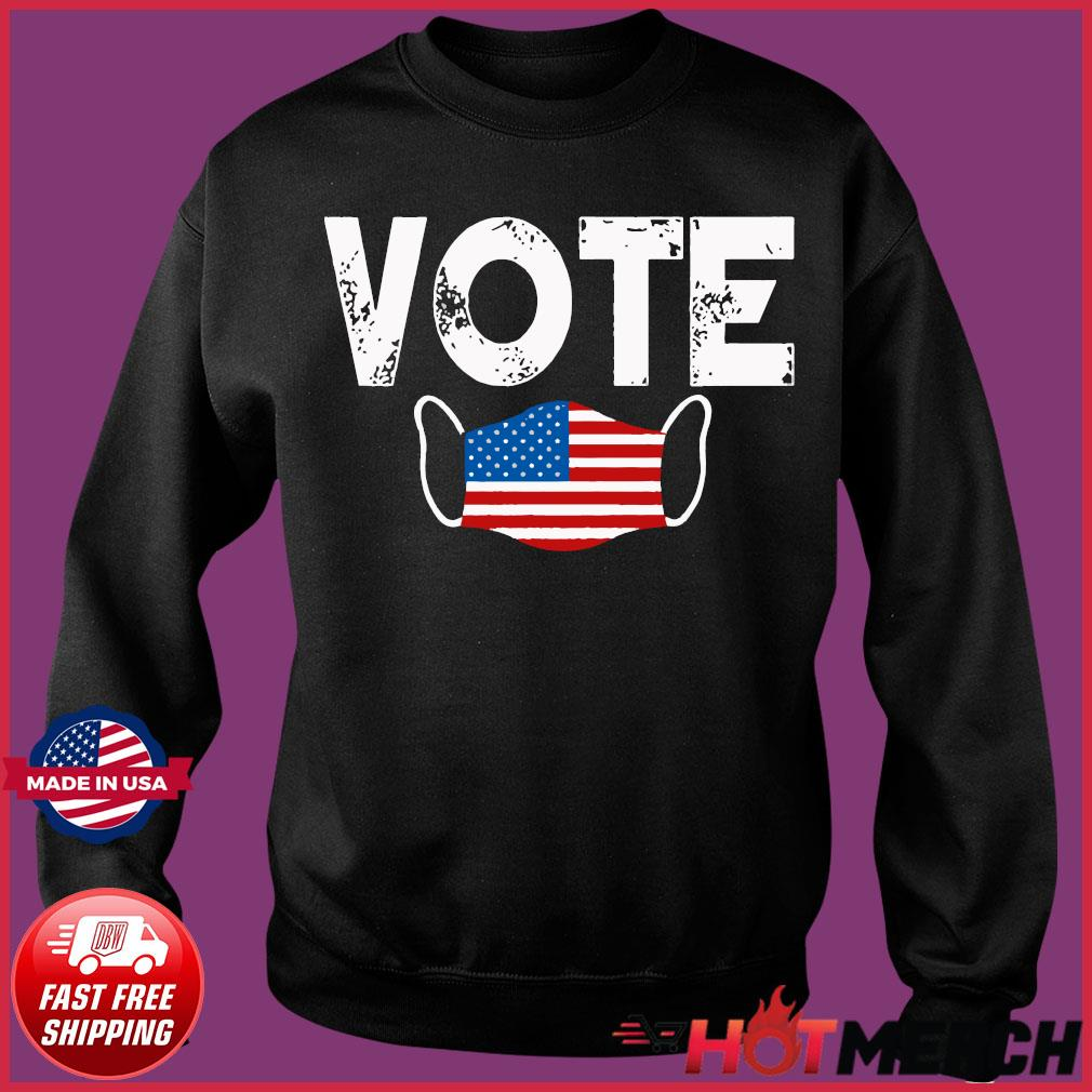 Vote Election Retro Vintage Anti Trump 2020 Election Shirt Sweater