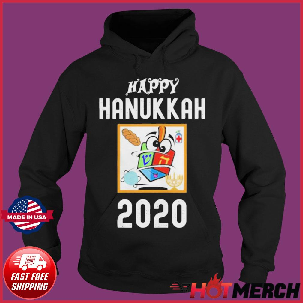 Happy hanukkah 2020 sanitizer and challah s Hoodie