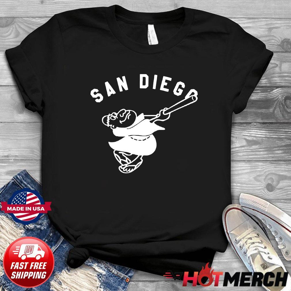San Diego Padres Baseball Shirt