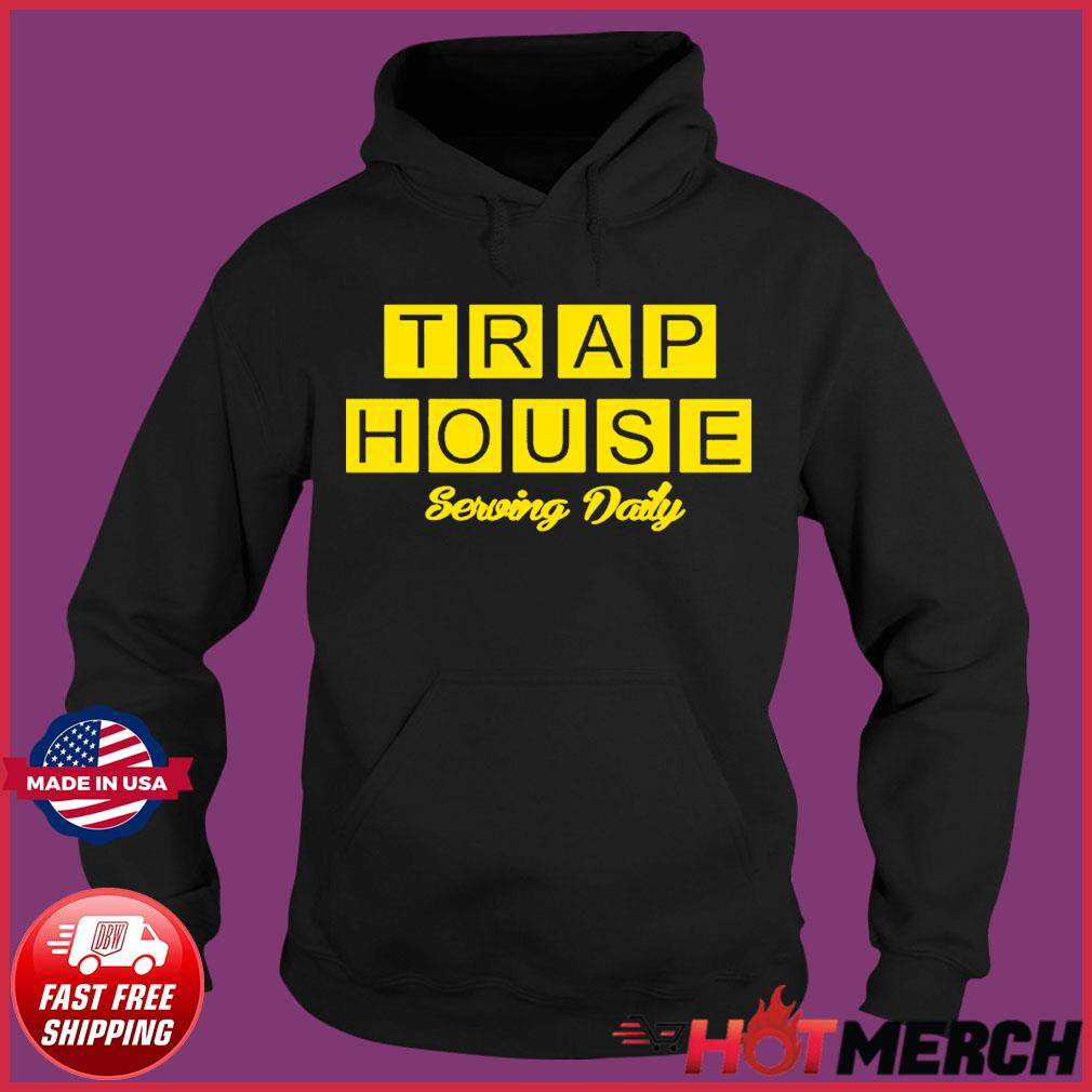 Trap House Outkast Official T-Shirt Hoodie