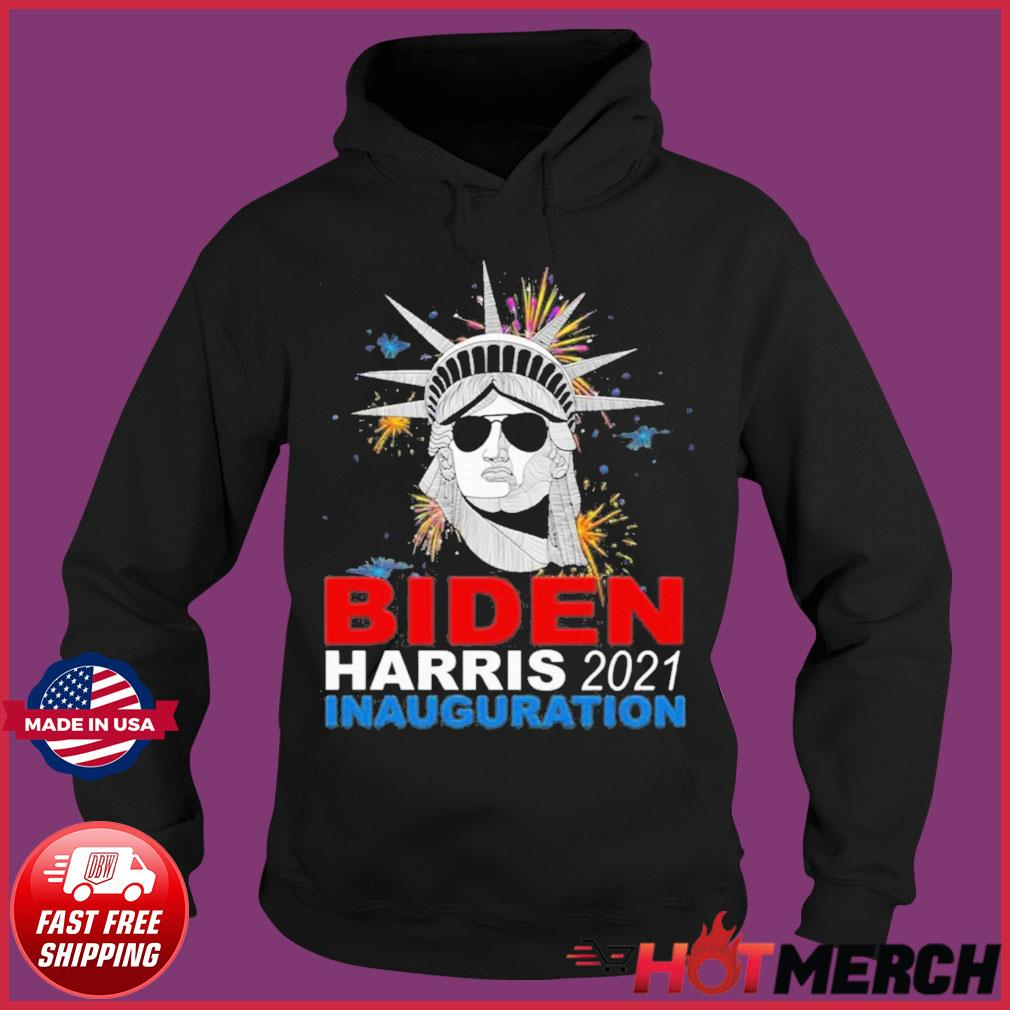 Biden Victory Inauguration Celebration Vintage Distressed Shirt Hoodie
