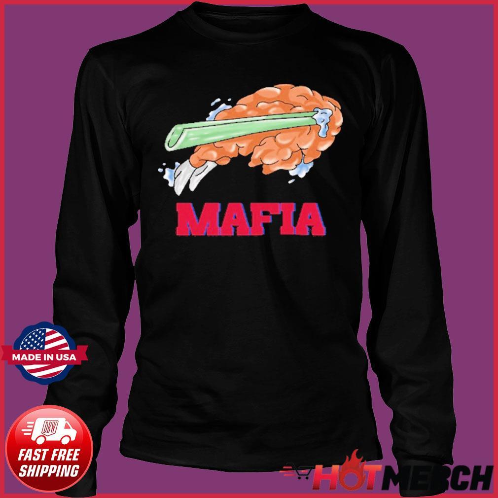 Buffalo Bills Chicken Drumstick Mafia 2021 Shirt Long Sleeve