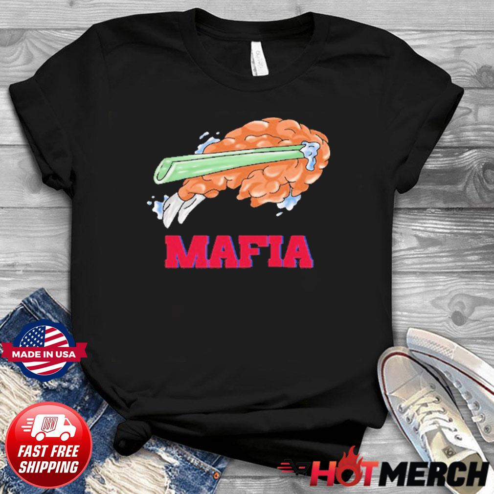 Buffalo Bills Chicken Drumstick Mafia 2021 Shirt