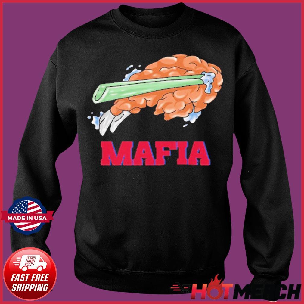 Buffalo Bills Chicken Drumstick Mafia 2021 Shirt Sweater